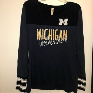 Michigan Wolverines Apparel SzXL